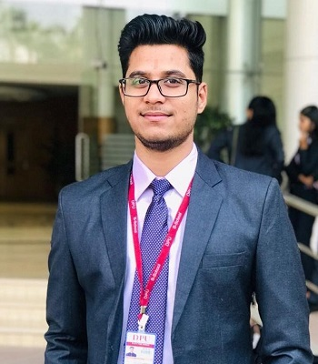 Mr. Akarshit Singh(Batch 2018-20)