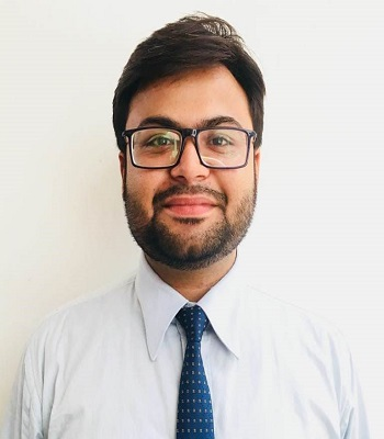 Mr. Shikhar Jha ( Batch 2018-20)