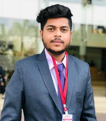 Mr. Sunil Rajput ( Batch 2018-20)