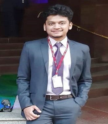 Mr. Parth Mehta ( Batch 2018-20)