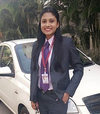 Ms. Rakshanda Ablankar( Batch 2018-20)