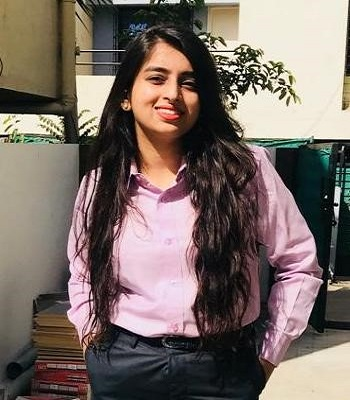 Ms. Varshita Jetwani( Batch 2018-20)